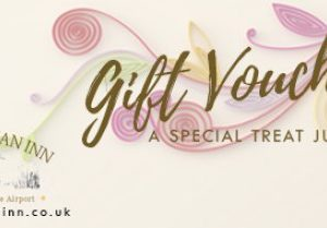 The Black Swan Inn Gift Voucher