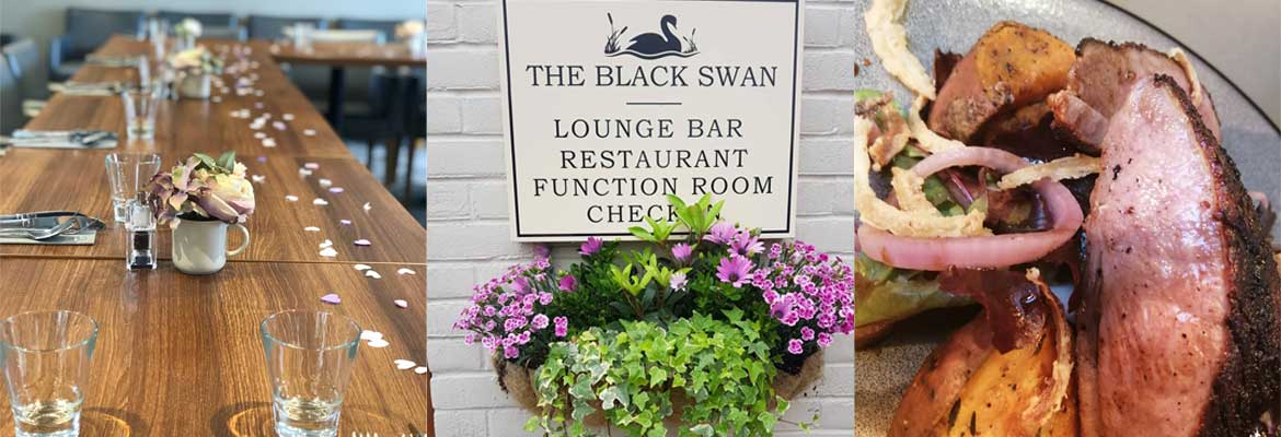 Weddings at the Black Swan Inn