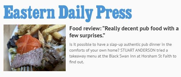 Black Swan Inn in the EDP