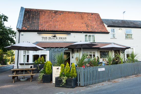 The Black Swan Inn, Bed and Breakfast, Norwich